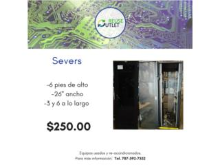 Chatsworth Products Server Rack - IBM, Puerto Rico