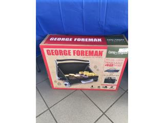 George foreman , Puerto Rico