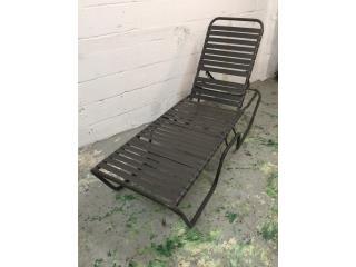 Deck Chairs. Silla de Playa +100, Puerto Rico