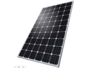 Panel, placas 300 watts monocristalino $210, Puerto Rico