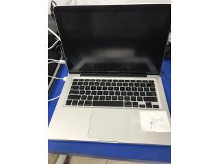 Apple macbook 2009, Puerto Rico
