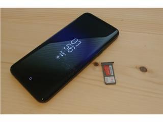 S8 PLUS 64GB ATT LIE NEW BLACK CALL, Puerto Rico