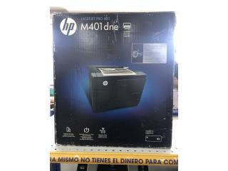 Impresora HP M401 dne, Puerto Rico