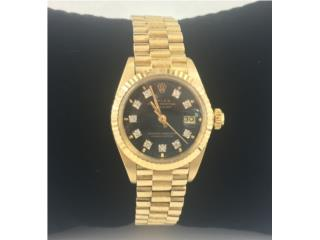 RELOJ ROLEX OYSTER PERPETUAL MUJER, Puerto Rico