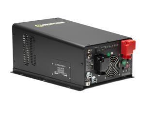 Spartan Power Inverter 4.4 K 24 V , Puerto Rico
