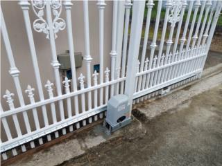 PORTONES ELECTRICOS VENTA Y SERVICIO, Puerto Rico