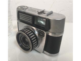 Wittnauer Automaton Camera 1960's, Puerto Rico