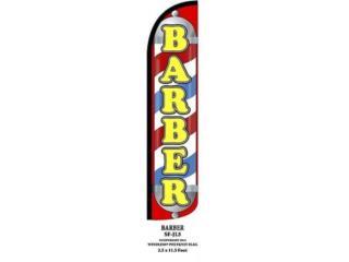 Banner Barber 2.5 x 11.5., Puerto Rico