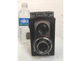 Ciro-flex Camera. Rapax Lens. 1950's? , Puerto Rico