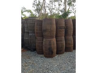 Barriles rusticos, Puerto Rico