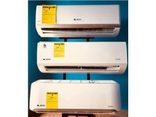 Airmax 12,000 blanca Seer 23 $699.00, Puerto Rico