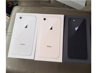 Iphone 8 t mobile 64gb sin usar , Puerto Rico