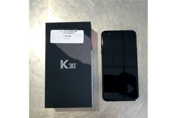 LG K30 PARA T-MOBILE COMO NUEVO!!