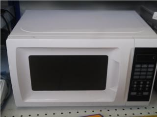 Walmart EM720CGA-W Microwave, Puerto Rico