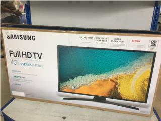 Televisor Samsung 40'' Smart, Puerto Rico