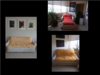 Muebles de Mimbre y otros. Por mudanza., Puerto Rico