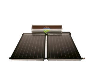 Calentador Solar 82 y 120 Gal, Puerto Rico