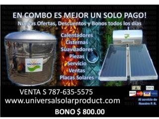 CERTIFICADO HURACANES  CAL.SOL. BLUE FOREST, Puerto Rico