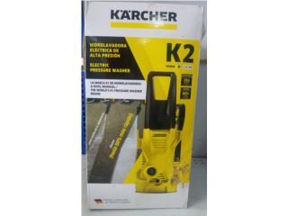 Kracher maquina de presion, Puerto Rico