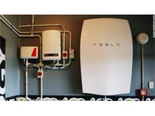 Sistema Solar con batería Tesla, Puerto Rico