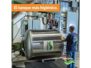 Cisternas de Agua Potable , Puerto Rico