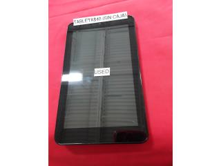 Tableta Alcatel newww, Puerto Rico