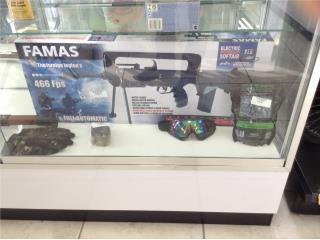 soft air gun , Puerto Rico
