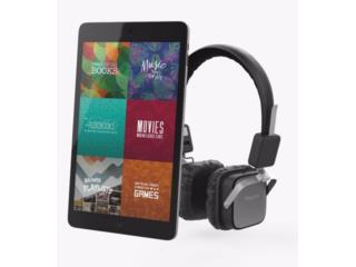 TABLET PLAYSTER 8 + HEADPHONE, Puerto Rico