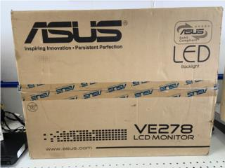 Asus LCD Monitor VE278, Puerto Rico