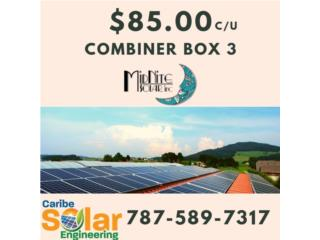 Combiner Box 3 Midnite Solar, Puerto Rico