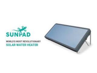 Puerto Rico Tecnologia de Calentadores Solares Sin Tanque