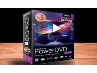 POWERDVD 19 ( REPRODUCTOR DE BLU RAY Y DVD ), Puerto Rico