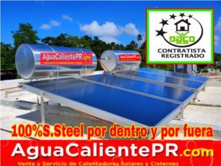 NUEVO CALENTADOR SOLAR EN STAINLESS STEEL!, Puerto Rico