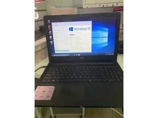 Laptop Dell Inspiron15 3000 series Nitida, Puerto Rico