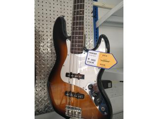Fender bajo, Puerto Rico