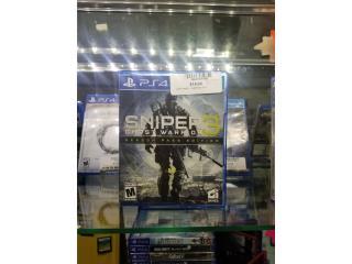 Sniper Ghost Warrior 3, Puerto Rico