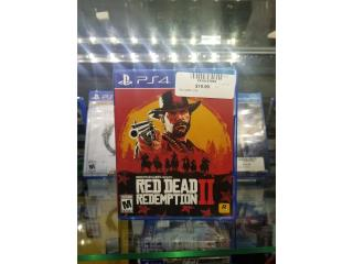 Red Dead Redemption 2, Puerto Rico