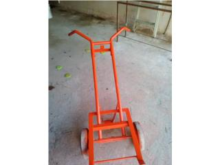 DRUMS HAND TRUCK, HEAVY DUTY , Puerto Rico