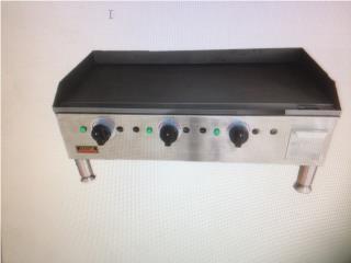 GRIDDLE (plancha) GAS 34