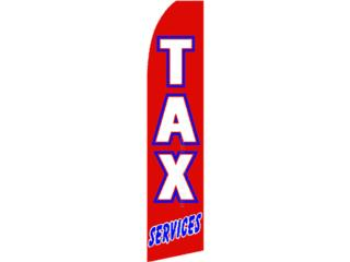 Banner Income Tax Service 2.5 x 11.5, Puerto Rico