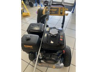 Maquina de presion DEWALT 4200 psi, Puerto Rico