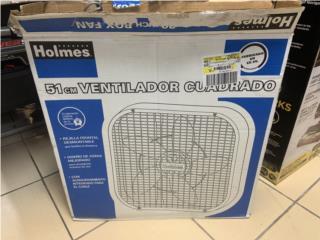 Holmes 51cm Ventilador Cuadrado , Puerto Rico