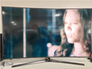 SMART TV CURVE SAMSUNG 55