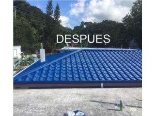 Techos de galvalume Puerto Rico, Puerto Rico