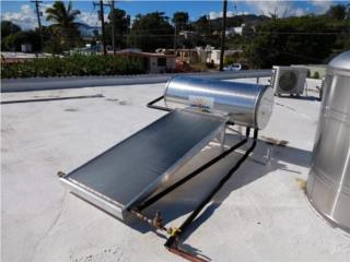 CALENTADORES SOLARES BONO $600, Puerto Rico