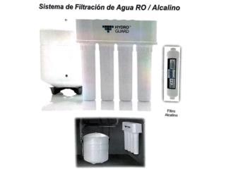 Sistema de Filtración alcalino Carbon Osmosis, Puerto Rico
