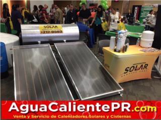 EXCLUSIVO CALENTADOR SOLAR NUEVOBLACK FLOREST, Puerto Rico