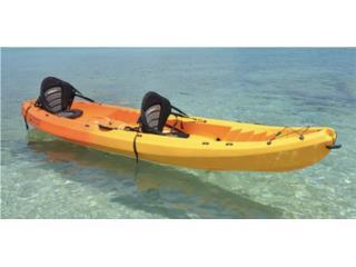 Coastal kayak 12.1 doble, Puerto Rico