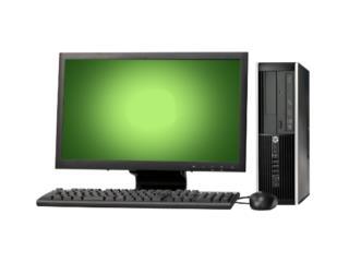 HP 8300-500HDD-4GB RAM i5!! COMBO COMPLETO!!!, Puerto Rico