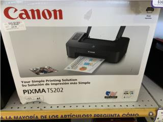 Canon Pixma TS202 Printer , Puerto Rico